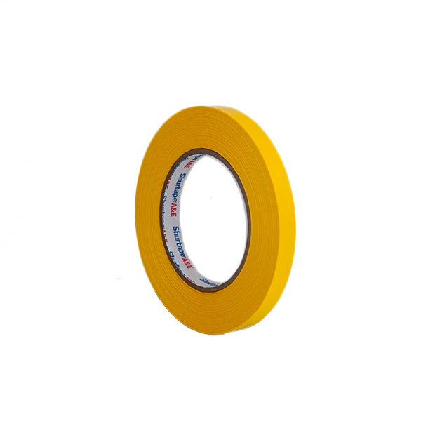 "Shurtape 1/2"" Artist's Paper Tape - Yellow"