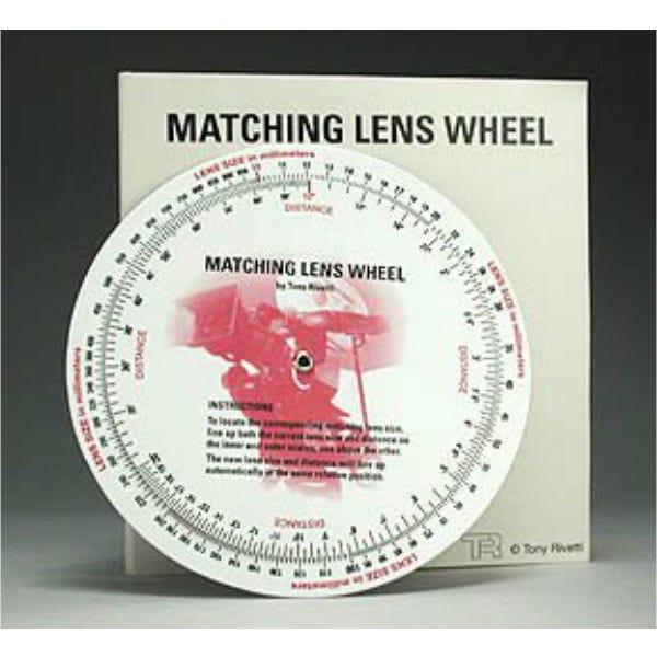 Matching Lens Wheel by Tony Rivetti