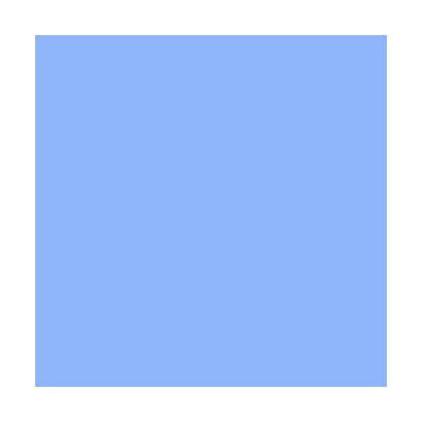 "Lee Filters 48""x 25' Gel Roll - Argent Blue"