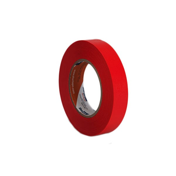"Protapes 1"" Console Tape - Red"