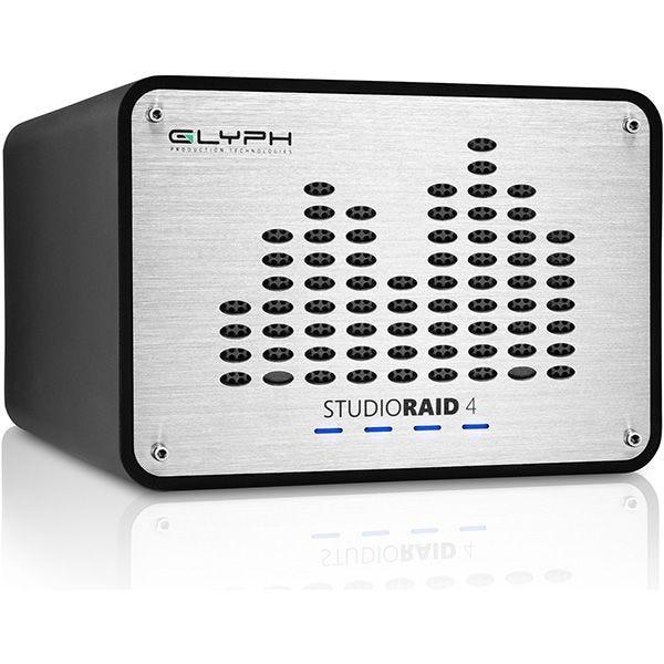 Glyph Technologies StudioRAID4 4-Bay USB 3.1 Gen 1 RAID Array