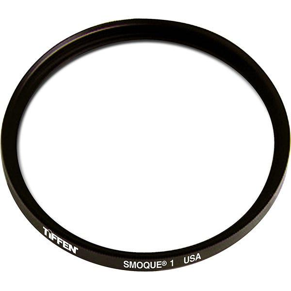 Tiffen 62mm Smoque 1 Filter