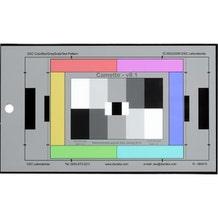 DSC Labs Camette Pocket CamAlign Color Chart. Model PCE