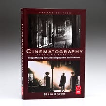 Cinematography Theory and Practice Second Edition Blain Brown