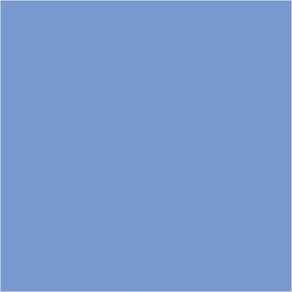 "Rosco 101032024825 48""x25' Roll Cinegel Full Blue (CTB) Color Conversion Gel Filter"