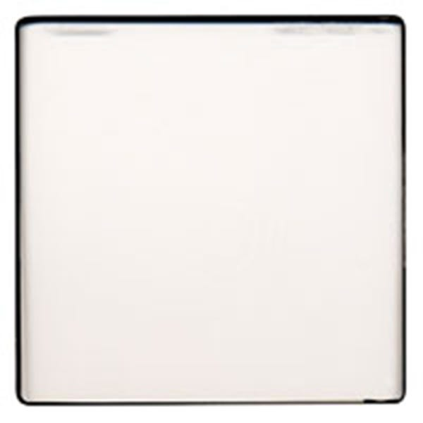 "Schneider Optics 6.6 x 6.6"" White Frost 1/2 Water White Glass Filter"