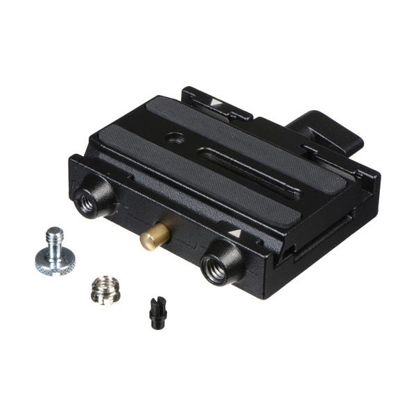 Manfrotto Rapid Connect Adapter with Sliding Mounting Plate