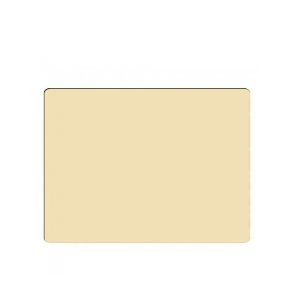 """Schneider Optics 4 x 5.65"""" Solid Color Gold 2 Water White Glass Filter"""