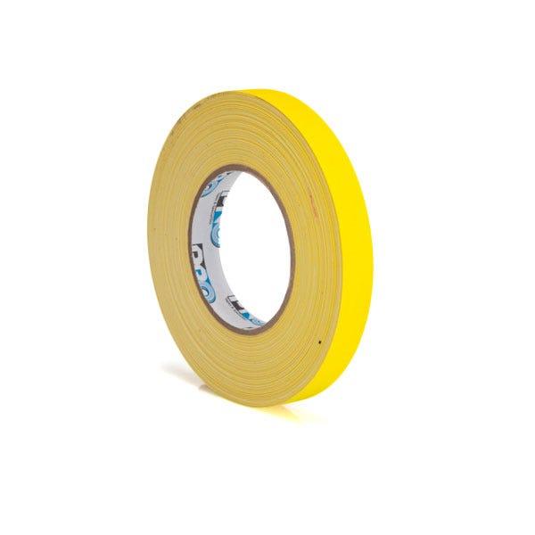 """Pro-Gaff 3/4"""" Gaffer Tape - Yellow"""