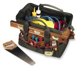 Bucket Boss 06067 Pro Super GateMouth Tool Bag