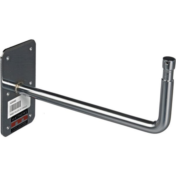 Matthews Studio Equipment Right Angle Baby Plate 429590