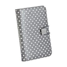 FUJIFILM INSTAX SQUARE Photo Album (Graphite Gray with White Squares)