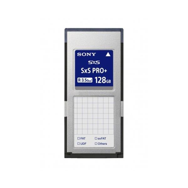 Sony 128GB SXS PRO+ D Series Memory Card