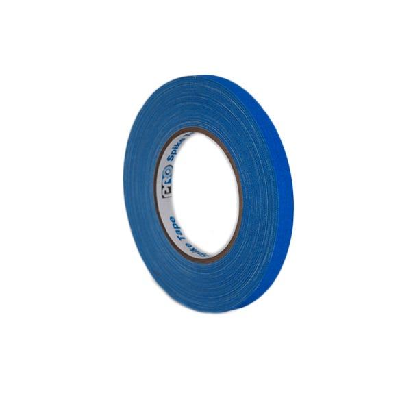 "Pro-Gaff 1/2"" Gaffer Tape (Cloth Spike Tape) - Neon Blue"