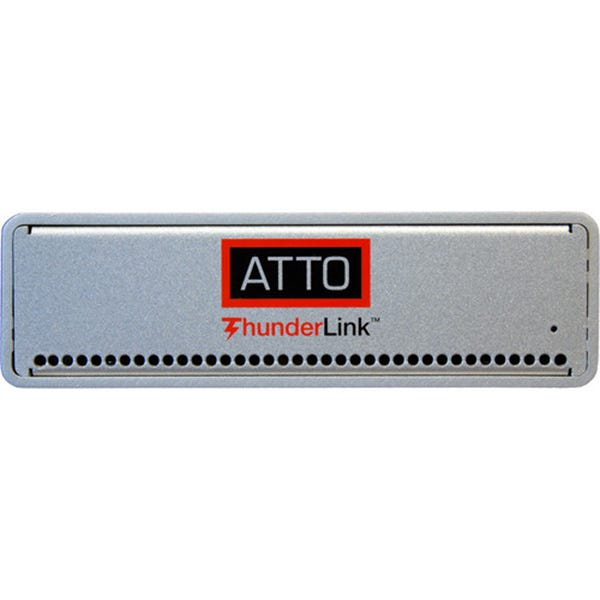 ATTO Technology ThunderLink NT 2102 Thunderbolt 2 to 10GbE Desklink Device (US)
