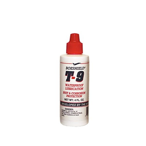 Boeshield T90104 4oz. T-9 Waterproof Lubricant & Rust Protection