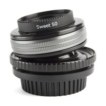 Lensbaby Composer Pro II w/ Sweet 50 Optic (PL Mount)