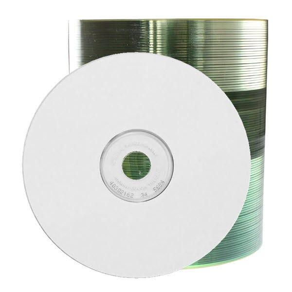 MAM-A Mitsui 52X - 41240 - Gold Archival - Inkjet - White - 74 Min CDR Shrinkwrap - 600pc