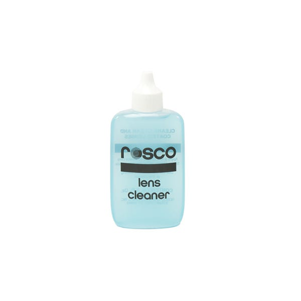 Rosco Lens Cleaner. 2oz.