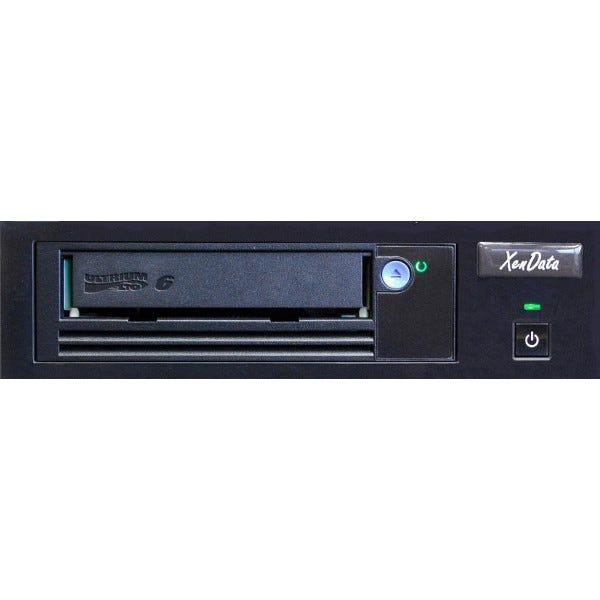 Xendata X2500-USB Digital Archival Work Station for LTO-6