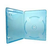 Polyline Blu-ray Case - Polypropylene - Overlay & Silver Embossed Blu-ray Logo