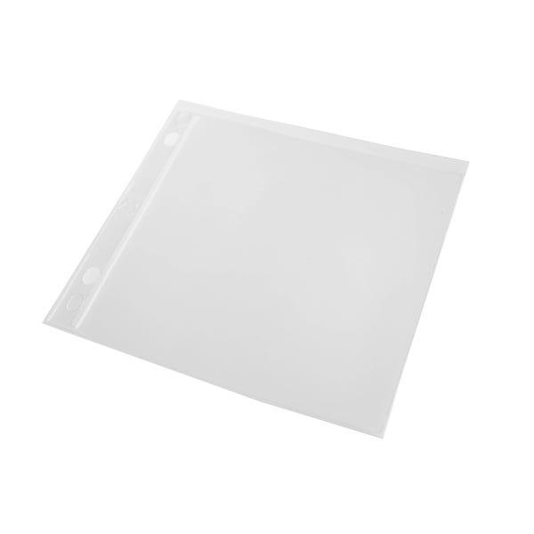 polyline 2 ring disc binder 24 disc black glossy vinyl
