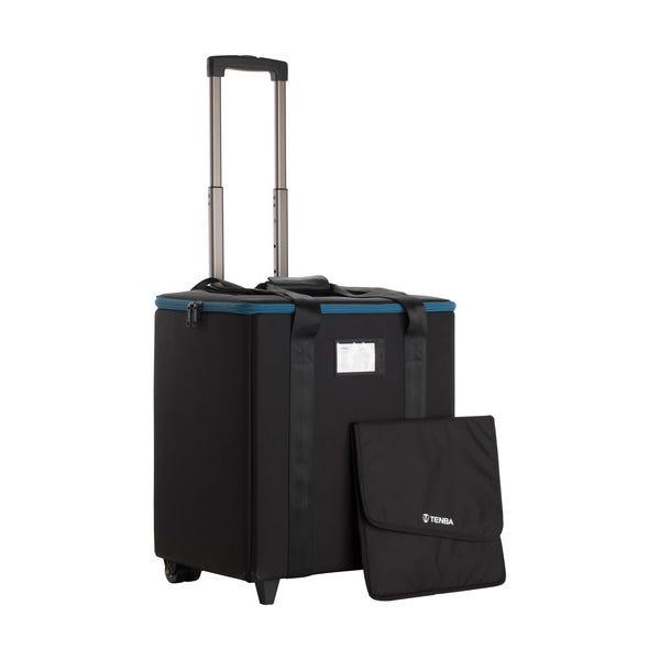 Tenba 1x1 LED 3-Panel Case with Wheels
