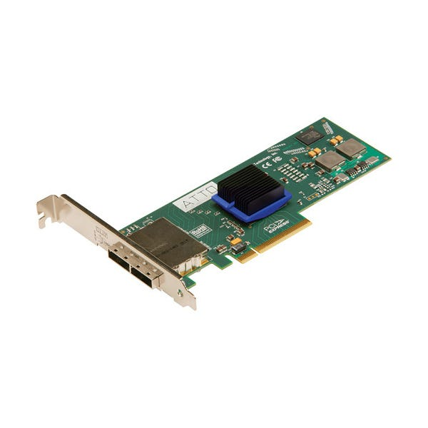 ATTO Technology ExpressSAS H680 6 Gb/s SAS/SATA to PCIe 2.0 Host Bus Adapter