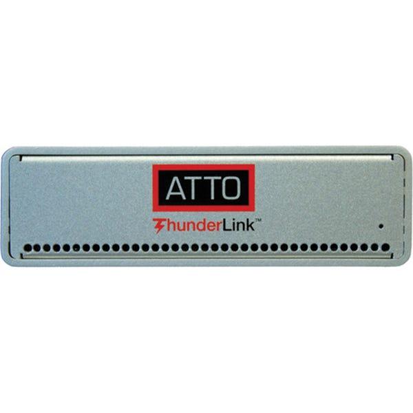 ATTO Technology ThunderLink FC 2162 Thunderbolt 2 to 16 Gb/s Fibre Channel Desklink Device (US)