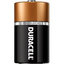 Duracell 1.5V D Coppertop Alkaline Batteries (12-Pack)