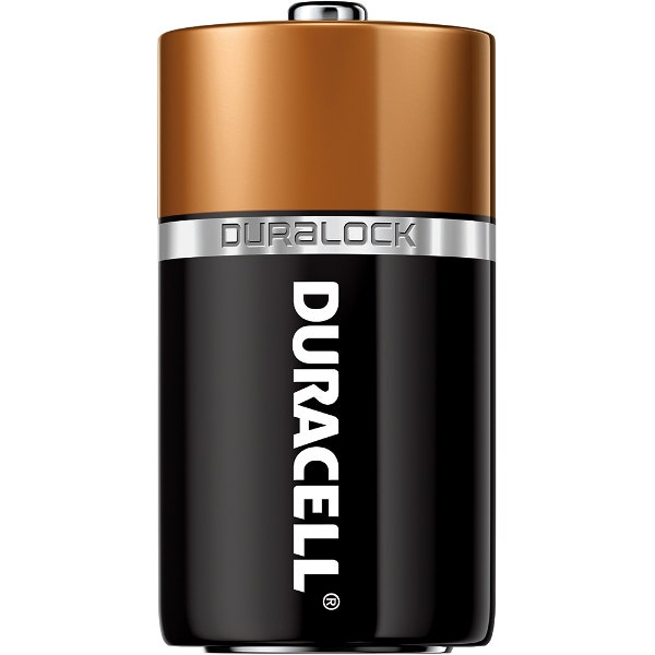 Duracell 1.5V C Coppertop Alkaline Batteries (12-Pack)