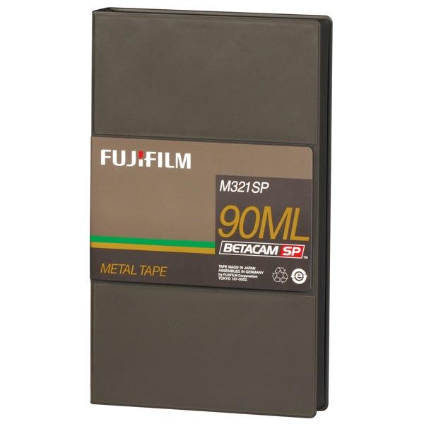 Fuji Betacam SP Video Cassette - 24035090 - 90 Min - Large C