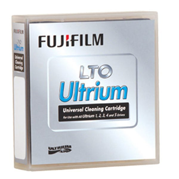Fuji 50 Cycles LTO Cleaning Cartridge