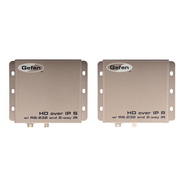 Gefen HDMI over IP with RS-232 and Bi-Directional IR - Recei