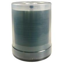 CMC Pro Taiyo Yuden 52X White Inkjet - Thermal Hub Printable CDR Cake Box - 100pc