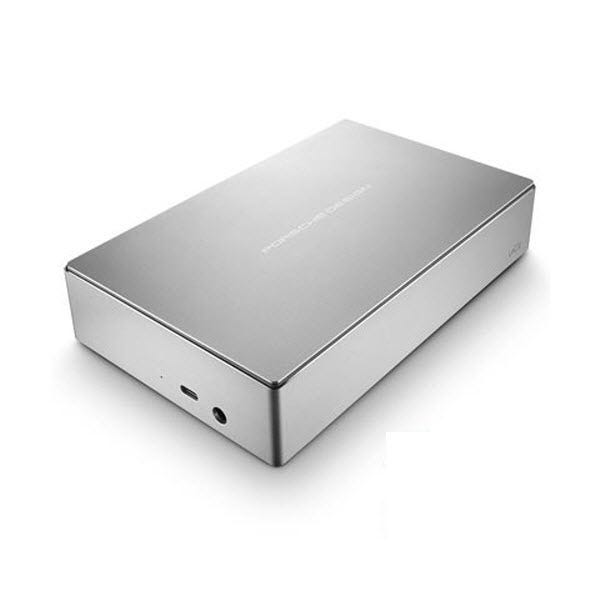 LaCie 5TB Porsche Design USB Type-C External Desktop Hard Drive