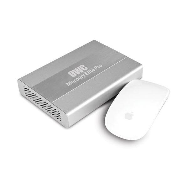 OWC Mercury Elite Pro mini USB3/eSATA 6G