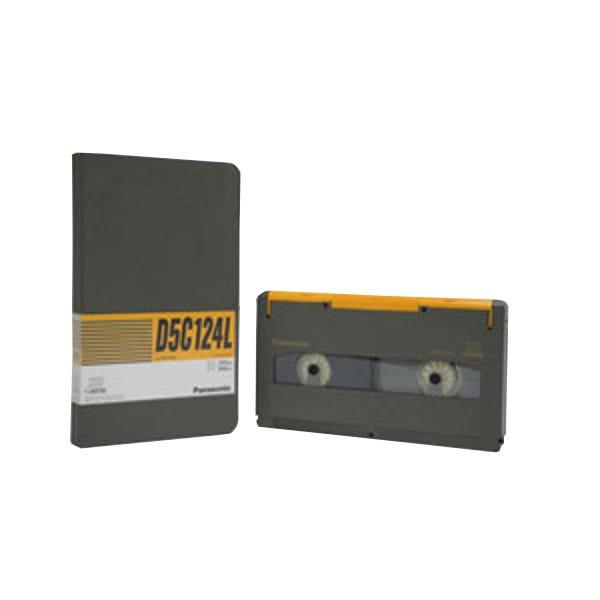 Panasonic AJ-D5C94L 94/ 94/ 188 Minutes D-5 HD/ D-5/ D-3 Video Cassette - Large