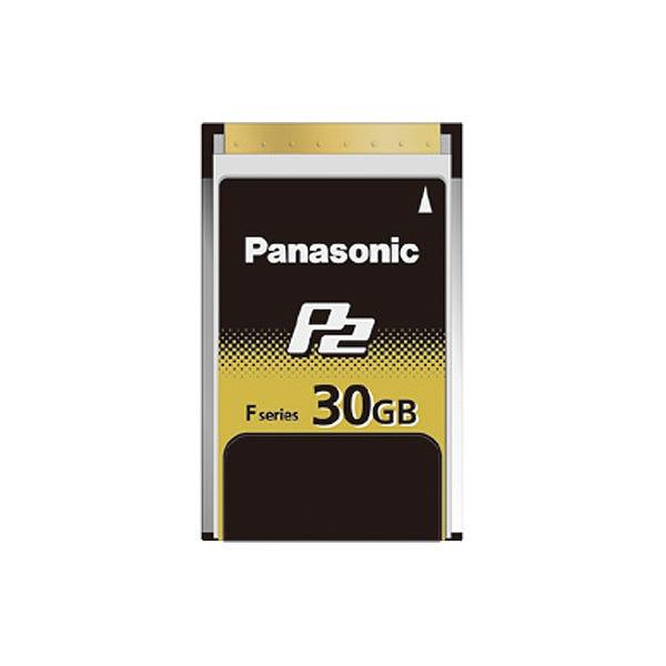 Panasonic 30GB F-Series P2 Memory Card