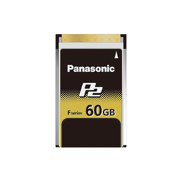 Panasonic 60GB F-Series P2 Memory Card