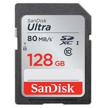 SanDisk 128GB Ultra UHS-I SDXC Class 10 Memory Card