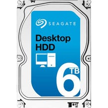 Seagate 6TB Internal Hard Drive SATA 6Gb/s
