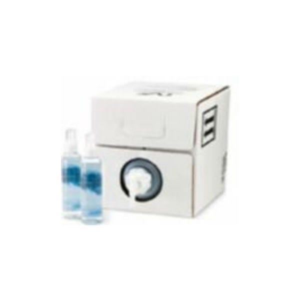 Ultra Clarity Lens Cleaner. 2.5 Gallon Cube., 655203