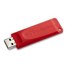 Verbatim 128GB Store'n'Go USB Flash Drive - Red