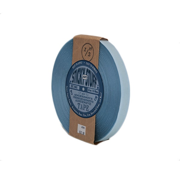 """Joe's Sticky Stuff 1/2"""" Double-Sided Adhesive Tape - Clear"""