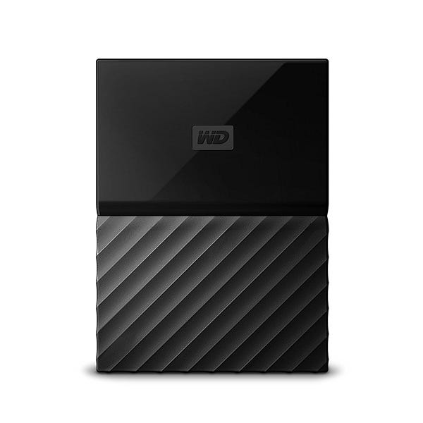 WD My Passport 1TB External Hard Drive - USB 3.