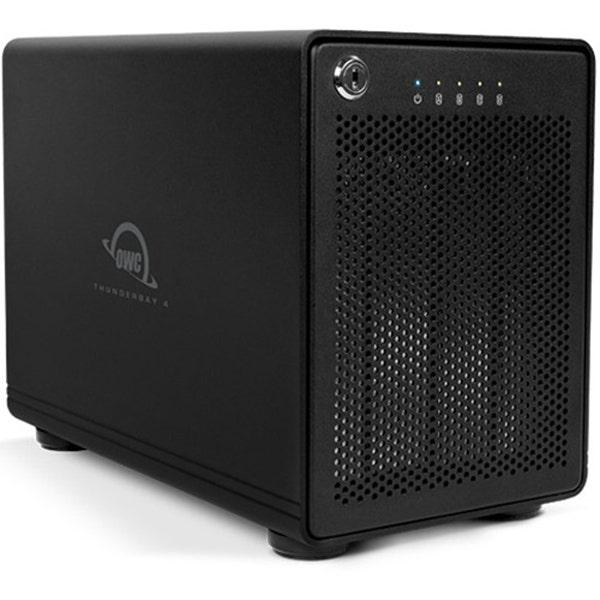 OWC 24TB ThunderBay 4 Thunderbolt 2 4-Bay RAID Array (RAID 5 Edition)