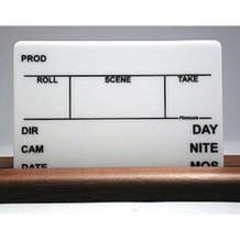 Insert Camera Slate