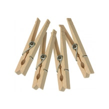 Clothespins C47 50-Pack