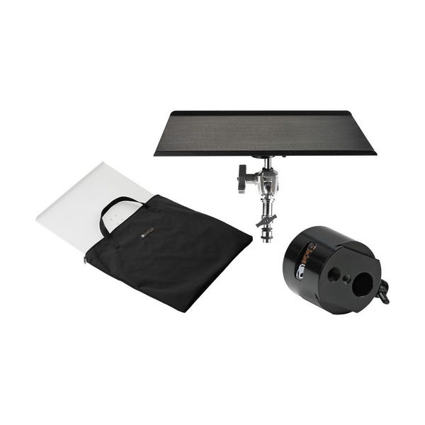 "Tether Tools Table Aero MacBook Pro 17"" - Black"